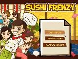 Sushi Frenzy - Éttermes játék PC-re ingyenes letöltése