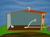 Jimmys Lost His Toilet Paper Tekerd fel a vécépapírt: humoros játék gyerekeknek. ingyenes letöltése