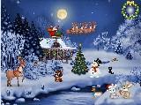 Karácsonyi Képernyőkímélő ingyenes letöltése