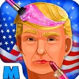 Elnöki kifestő Windows 10 - Sminkelős játék ingyenes letöltése