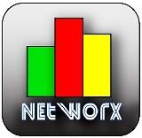 SoftPerfect NetWorx 5.5.5 - adatforgalom mérő ingyenes letöltése