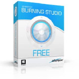 Lemezre író - Ashampoo Burning Studio FREE ingyenes letöltése